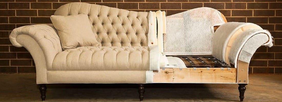 перетяжка мебели на дому
