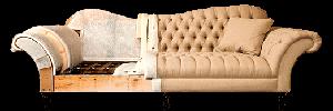 Перетяжка мебели на дому — Недорого и быстро